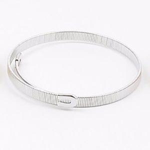 Jewelry - SILVER WRAP BRACELET